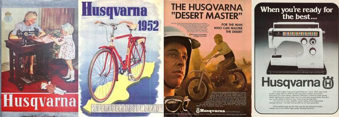 Sur le blog de Pièces Tracteur Tondeuse, nous vous proposons de découvrir l'histoire de la marque de votre tracteur tondeuse autoportée Husqvarna.