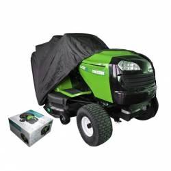 Housse de protection 177 x 110 x 110 cm tracteur tondeuse autoportée