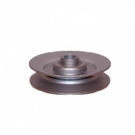 Poulie gorge en V Ø ext. 79,38 mm Ø int. 9,53 mm PGV01