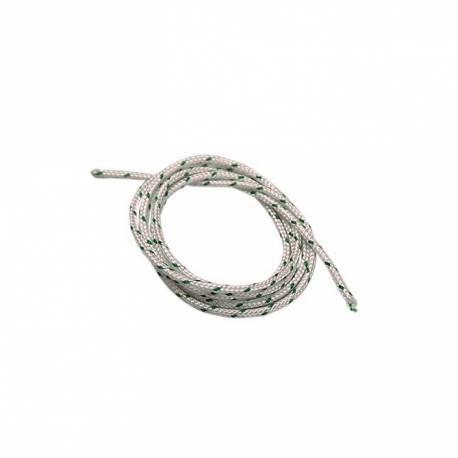 Corde de lanceur prédécoupée - Longueur 1,80m - Diamètre 2,5 mm