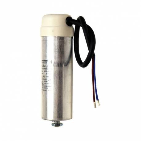 Condensateur électrique métallique UNIVERSEL 40 UF