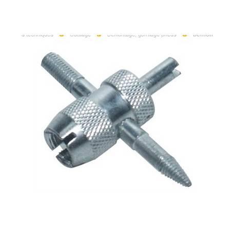 Démonte obus de valve
