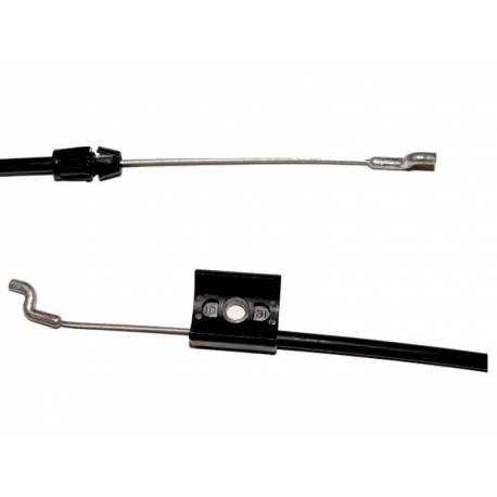 Câble d'arrêt moteur AYP 851250