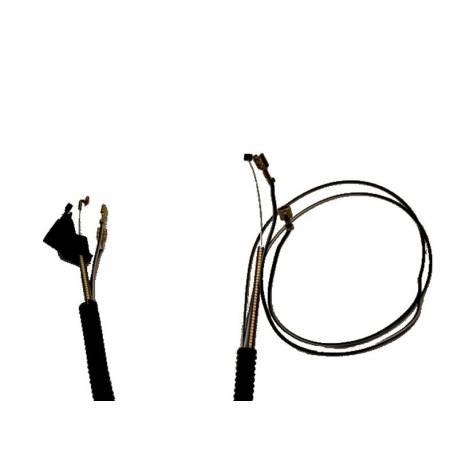 Câble d'accélération HUSQVARNA 502206901