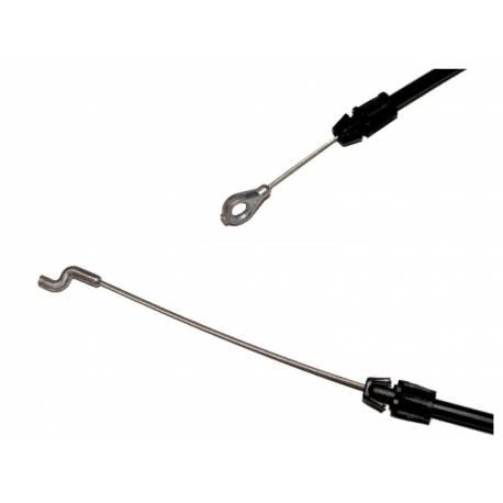 Câble de frein moteur CASTELGARDEN - GGP 81000625/0 - 81000627/0