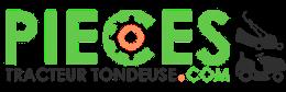 Logo Pièces Tracteur Tondeuse